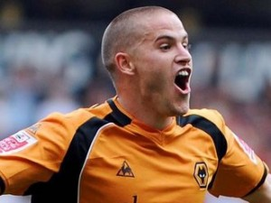 Michael Kightly - Looked sharp