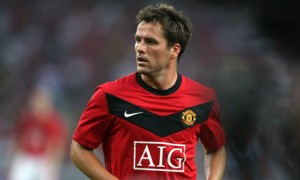 Michael Owen - Back in business for United