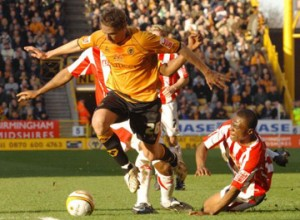 The last time Wolves met Stoke, the Potters won 4-2 at Molineux