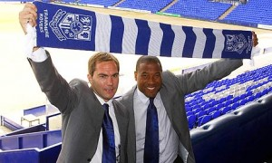 John Barnes - Didn't last long at Tranmere
