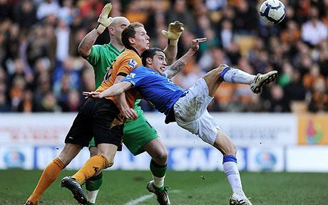Ticking Over: Wolves 0 Everton 0