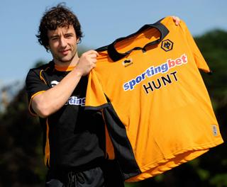 Stephen Hunt transfer completed