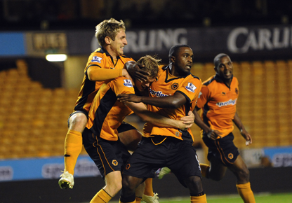 Wolves scrape through as Keogh joins Cardiff