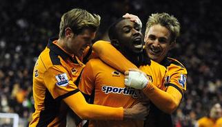 Wolves 3 Sunderland 2