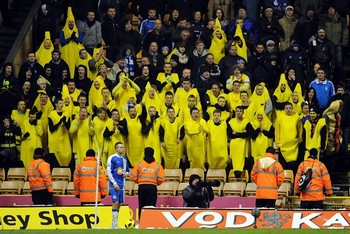 Wolves 1 Wigan 2