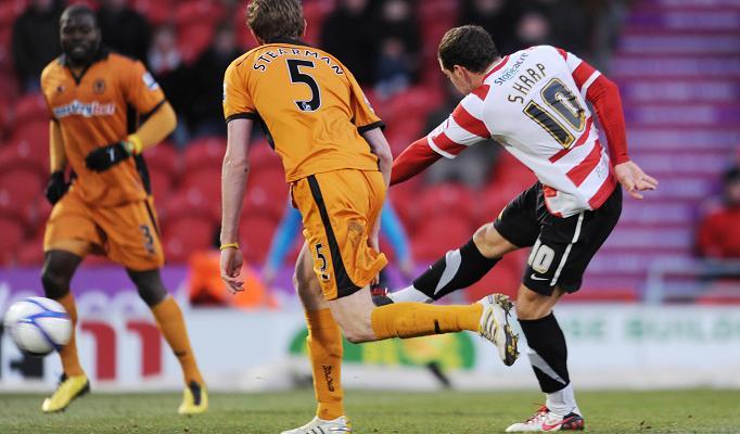 Doncaster 2 Wolves 2