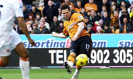 Wolves 4 Blackpool 0