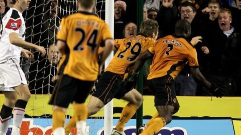Wolves 2 Man Utd 1