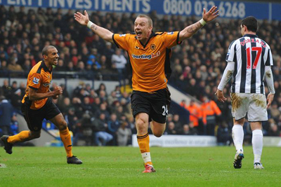 West Brom 1 Wolves 1