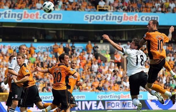 Wolves 1 Fulham 1