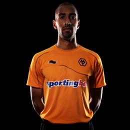 Win a new Wolves home shirt
