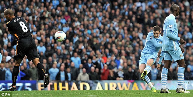 Man City 3 Wolves 1