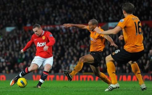 Man Utd 4 Wolves 1