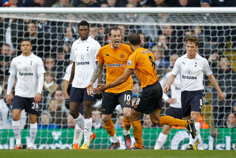 Spurs 1 Wolves 1
