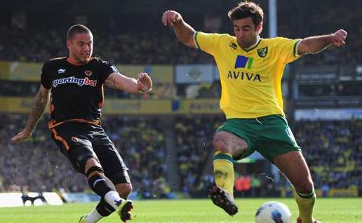 Norwich City 2 Wolves 1