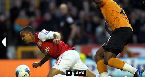 Wolves 0 Arsenal 3