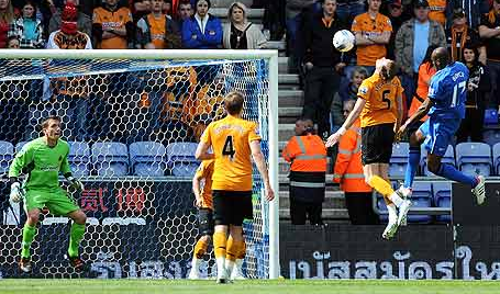 Wigan Athletic 3 Wolves 2