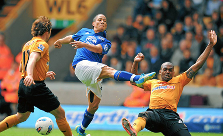 Wolves 0 Everton 0