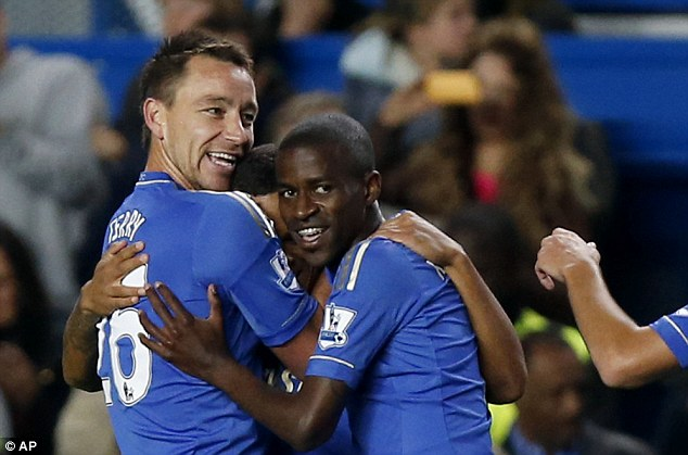 Chelsea 6 Wolves 0
