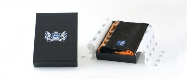 Win a luxury Wolves scarf