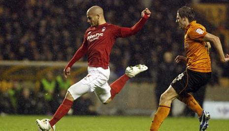 Wolves 1 Nottingham Forest 2