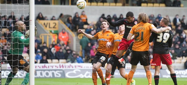 Wolves 1 Cardiff City 2