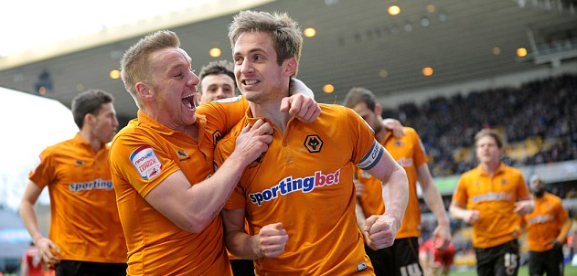 Wolves 3 Middlesbrough 2