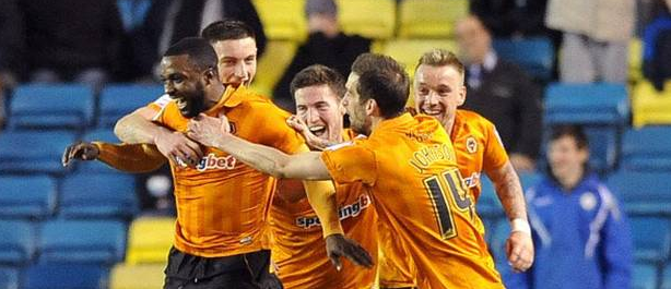 Wolves Millwall