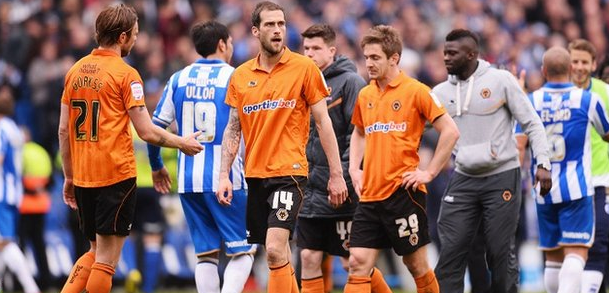 Wolves players relegated Brighton