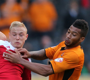 Wolves 3 Swindon Town 2