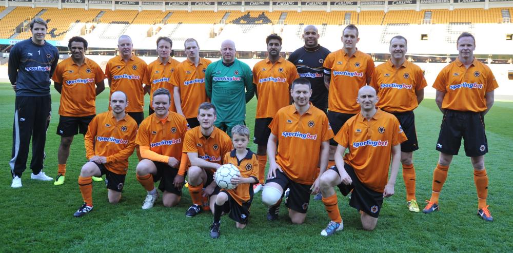 Wolves football aid
