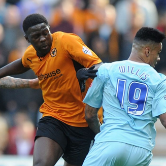 Wolves 1 Coventry City 1