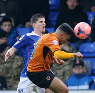 Oldham Athletic 1 Wolves 1