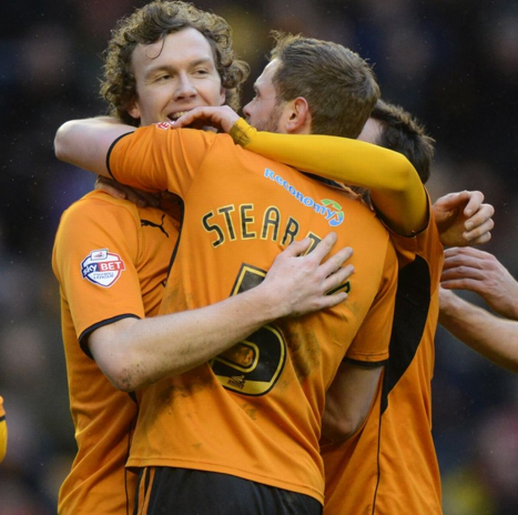 Wolves 2 Bradford City 0