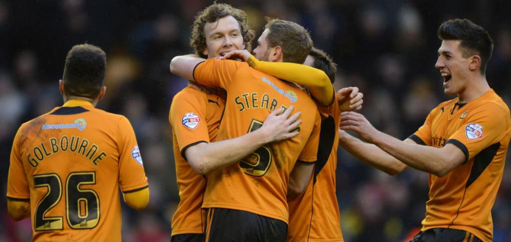 Wolves Bradford