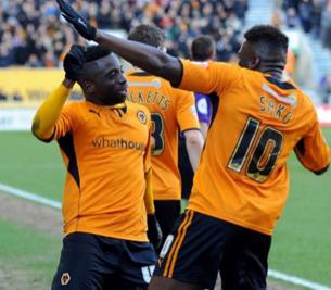 Wolves 3 Port Vale 0