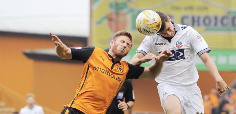 Wolves 1 Bolton Wanderers 0