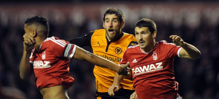 Wolves 0 Nottingham Forest 3