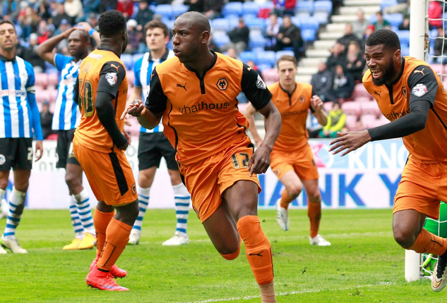 Wigan Athletic 0 Wolves 1