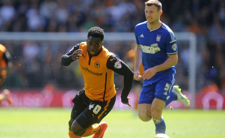 Wolves 1 Ipswich Town 1