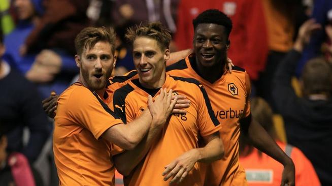Wolves 2 Aston Villa 2