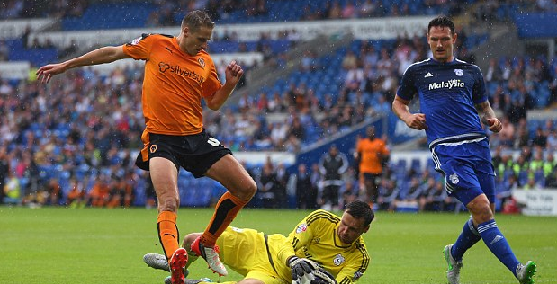 Cardiff City 2 Wolves 0
