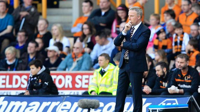 Kenny Jackett sacked