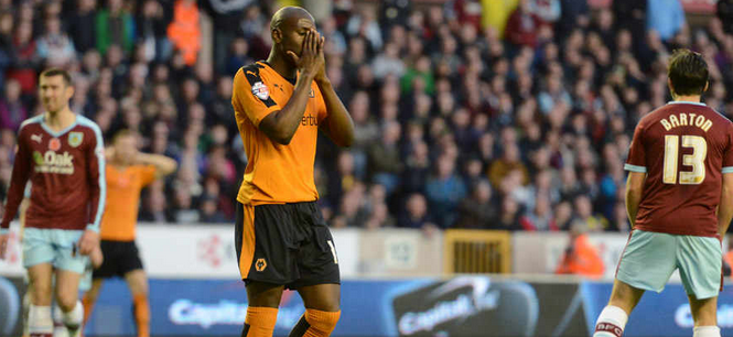 Afobe disappointed