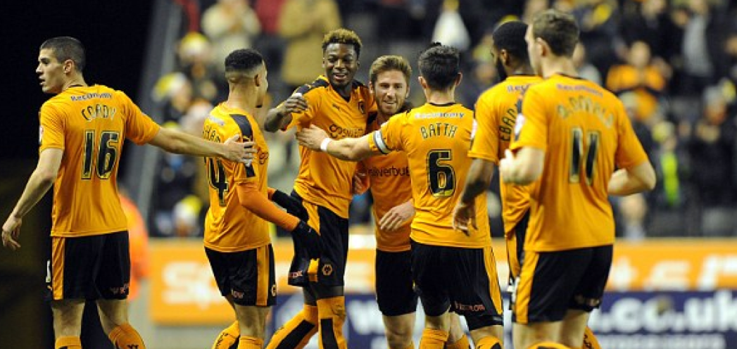 Wolves 1 Reading 0