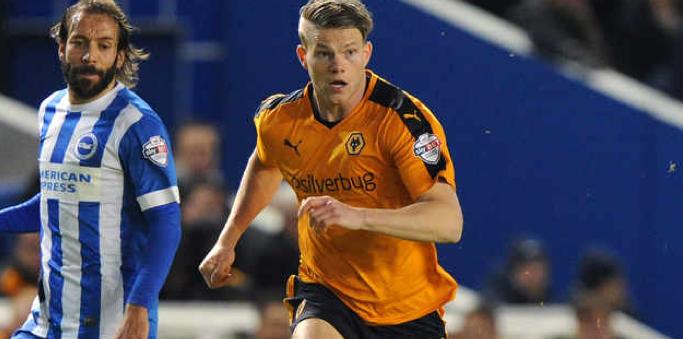 Brighton & Hove Albion 0 Wolves 1