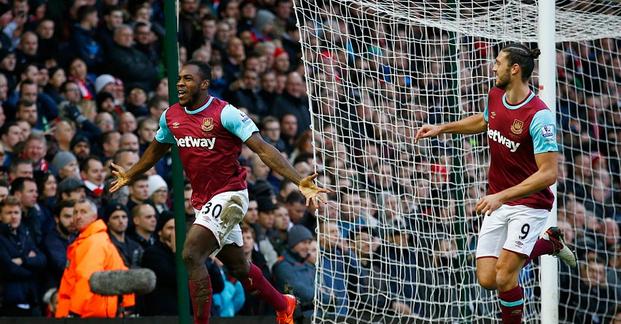 West Ham celebrate2