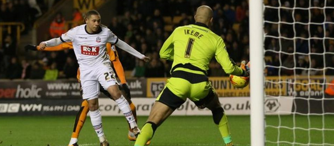 Wolves 2 Bolton Wanderers 2