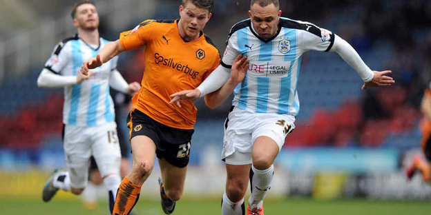 Huddersfield Town 1 Wolves 0