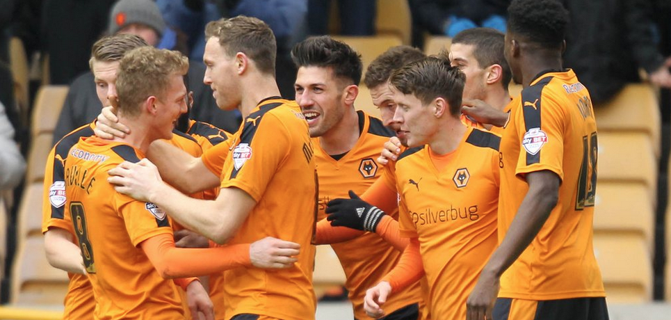 Wolves 2 Derby County 1